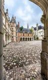 Chateau Blois Stockbilder