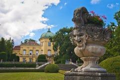 Chateau Buchlovice Stock Foto