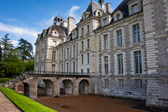 Chateau (castle) Cheverny, Loire Valley, France. Royalty Free Stock Image