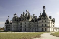 Chateau Chambord Lizenzfreie Stockbilder