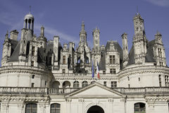 Chateau Chambord Royalty Free Stock Images