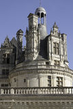 Chateau Chambord Lizenzfreies Stockbild