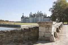 Chateau Chambord Stockfoto