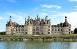 Chateau chambord Stockfotos