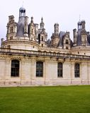Chateau Chambord Stock Images
