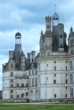 Chateau Chambord  (France). Royalty Free Stock Photography