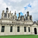 Chateau Chambord in Loire Valley, France Royalty Free Stock Images