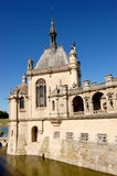 Chateau Chantilly Royalty Free Stock Image