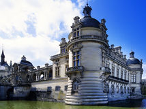 Chateau chantilly Royalty Free Stock Images