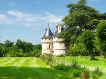 Chateau Chaumont-s-Loire Royalty Free Stock Photography
