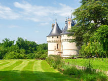Chateau Chaumont-s-Loire Royalty Free Stock Image