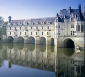 Chateau chenonceau Royalty Free Stock Photo