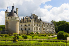 Chateau Chenonceau Stock Photos