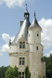 Chateau chenonceau Stock Photography