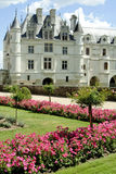 Chateau chenonceau Royalty Free Stock Photography