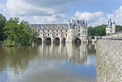 Chateau Chenonceau, France Stock Photo