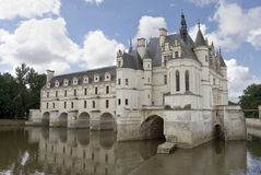 Chateau Chenonceau, France Royalty Free Stock Images