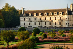 Chateau Chenonceau - Loire Valley, France Stock Photo