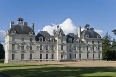 chateau cheverny obrazy stock