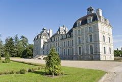 chateau cheverny zdjęcie royalty free