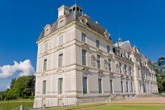 chateau cheverny obrazy royalty free