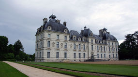 Chateau Cheverny in France Stock Image