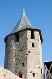 Chateau Comtal Carcassonne Royalty Free Stock Image