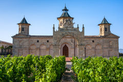 Chateau Cos D'Estournel, Bordeaux Region, France Stock Photos