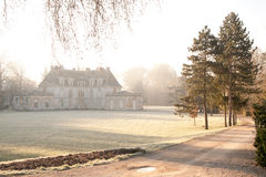 Chateau d'Acquigny Stock Photos