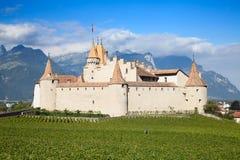 Chateau d'Aigle Stock Images