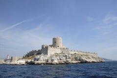 Chateau D \ 'als, Marseille, Frankrijk Royalty-vrije Stock Afbeeldingen
