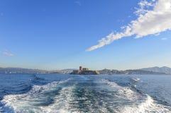 Chateau D als, Marseille, Frankrijk Royalty-vrije Stock Foto