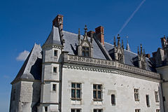 Chateau d'Amboise Royalty Free Stock Photo