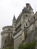 Chateau d Amboise (France) Stock Images