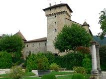 Chateau d Avully, Brenthonne ( France ) Stock Photography