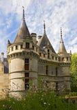Chateau d'Azay-le-Rideau royalty-vrije stock foto