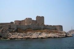 chateau D france om Arkivfoto