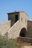 chateau D france om Arkivbilder