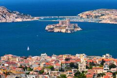 Free Chateau D If, Marseille, France Stock Images - 169604644