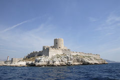 Chateau d\'If,  Marseille, France Royalty Free Stock Images