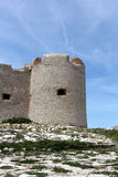 Chateau d'If in Marseille Royalty Free Stock Images