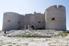 Chateau d'If, Marseille, France Stock Photography