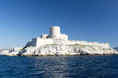 Chateau d'If, Marseille, France Stock Image