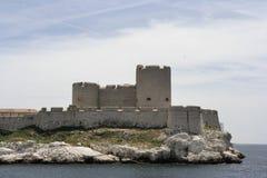 chateau d jeśli fotografia royalty free