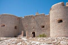 chateau D om Royaltyfria Bilder