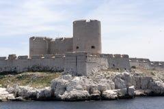 chateau D om Arkivfoton