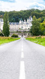 Chateau d'Usse, France. Stock Photo