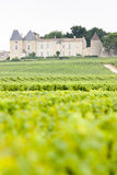 Chateau d'Yquem Stock Images