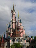 Chateau de Λα Belle bois Au κοιμισμένα (Γαλλία) Στοκ φωτογραφία με δικαίωμα ελεύθερης χρήσης