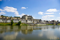 Chateau de Amboise Stock Images